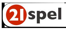 21 spel Logo